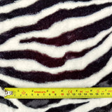 FS748 Supersoft Zebra Fleece
