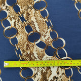 51B - Snake Chains