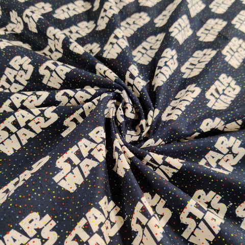 FS598_8 Star Wars Cotton