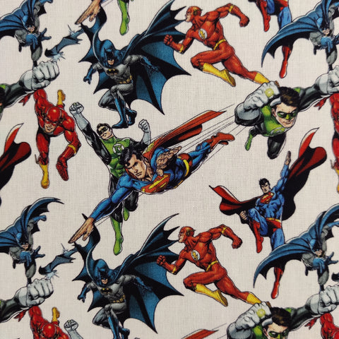FS895_2 Avengers Superheros Cotton