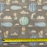 FS867 Adventures in the Sky Pathways Cotton
