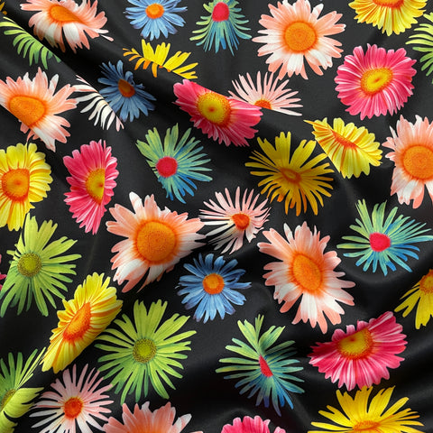 FS207_2 Multi Colour Gerbra Daisy