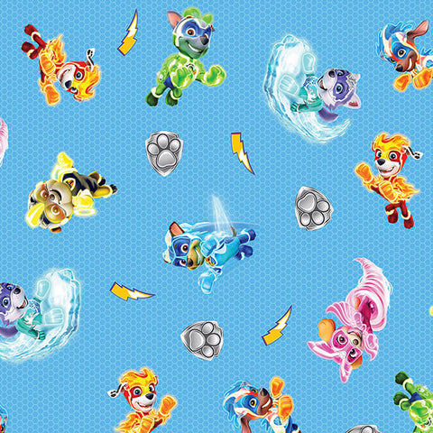 FS894_2 Paw Patrol Powers Cotton