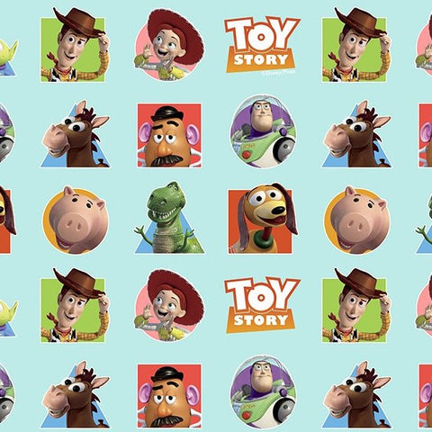 FS764_1 Toy Story Patches