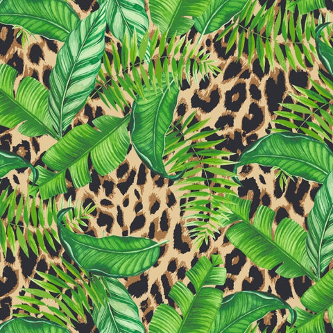 FS503 Tropical Leopard | Fabric Styles