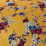 22. Floral Vienna Fabric | Fabric Styles