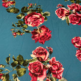 9. Floral Liverpool Fabric