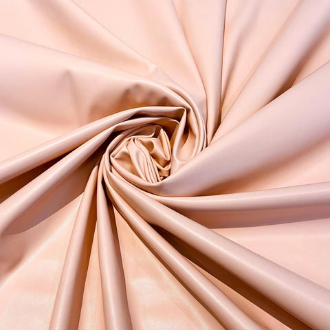 FS410_6 Baby Pink Faux Leather | Fabric Styles