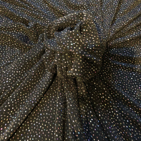 Sparkly lurex fabric