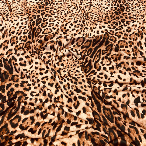 17. Brown Leopard | Fabric Styles