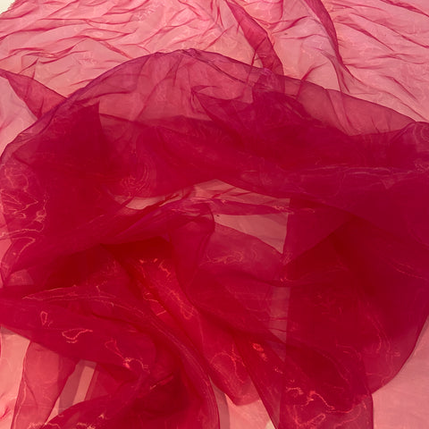 115. Organza Pink | Fabric Styles