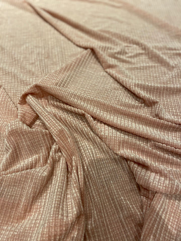 Pink Pleat Velvet | Fabric Styles
