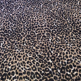 3.2 Metres Leopard Powermesh | Fabric Styles