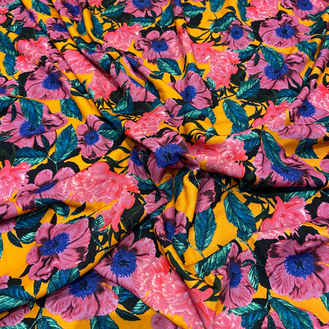 7. Floral | Fabric Styles