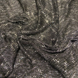 55. Frill Sequins Lurex | Fabric Styles