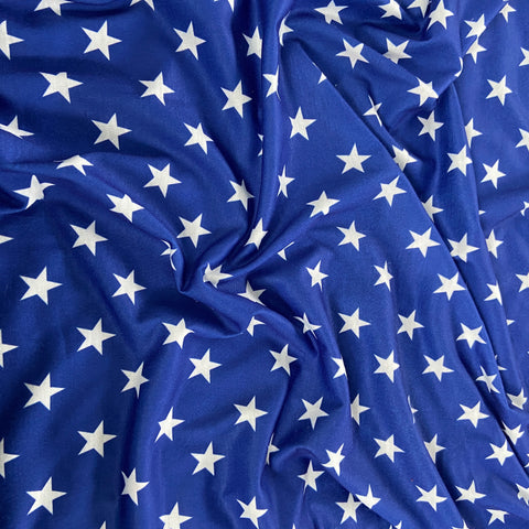 FS703 Royal Blue Stars