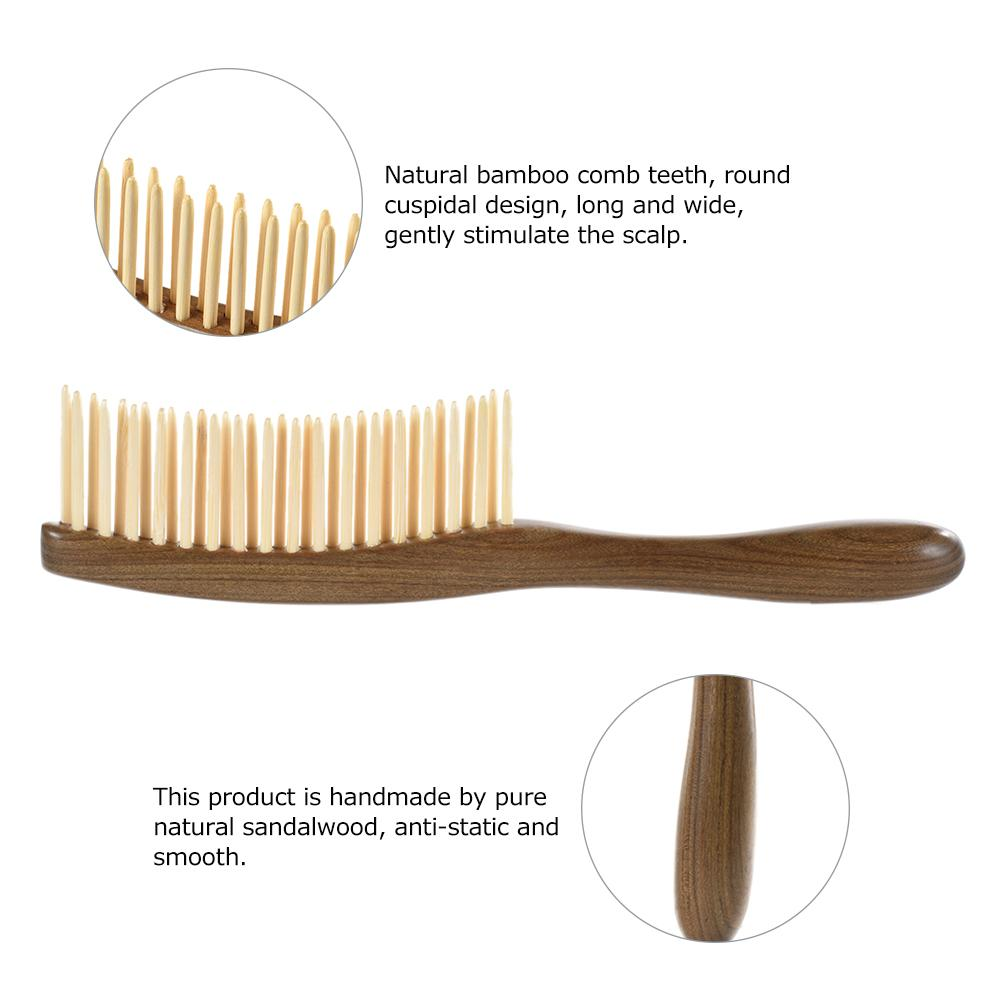 Double row toothed comb review