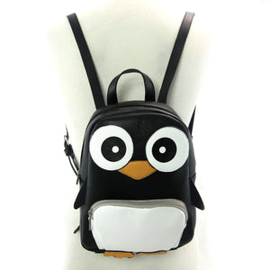 penguin style backpack