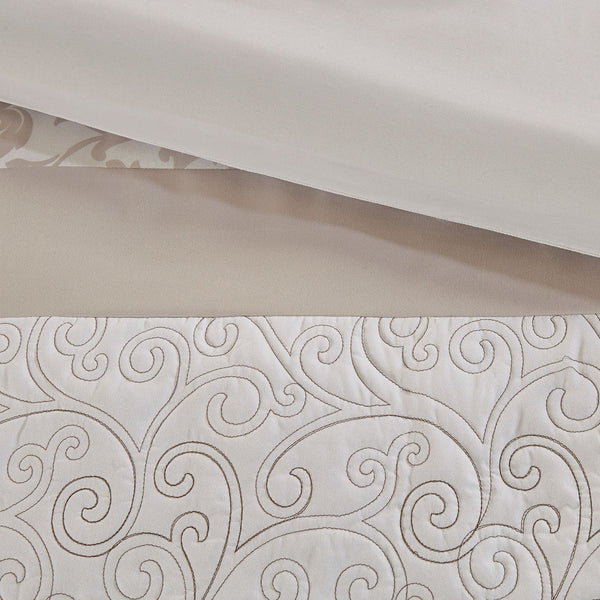 510 Desgin Ramsey Embroidered Comforter Set