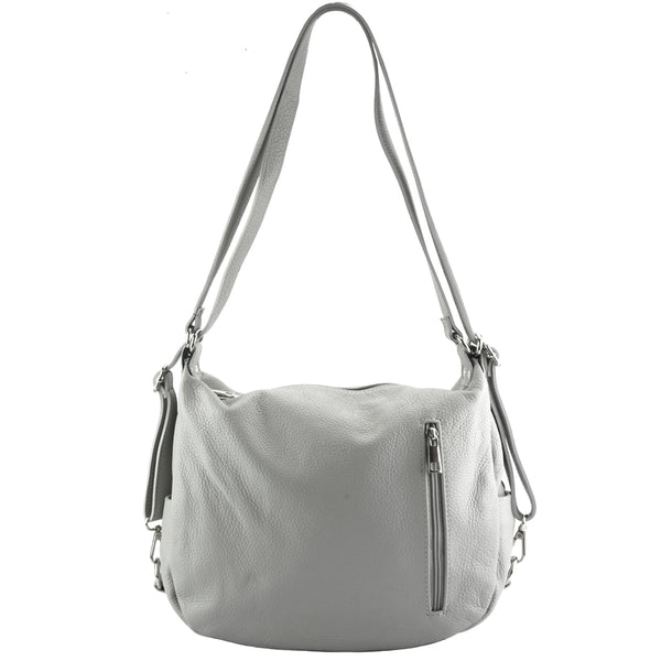 Prisca leather Shoulder bag