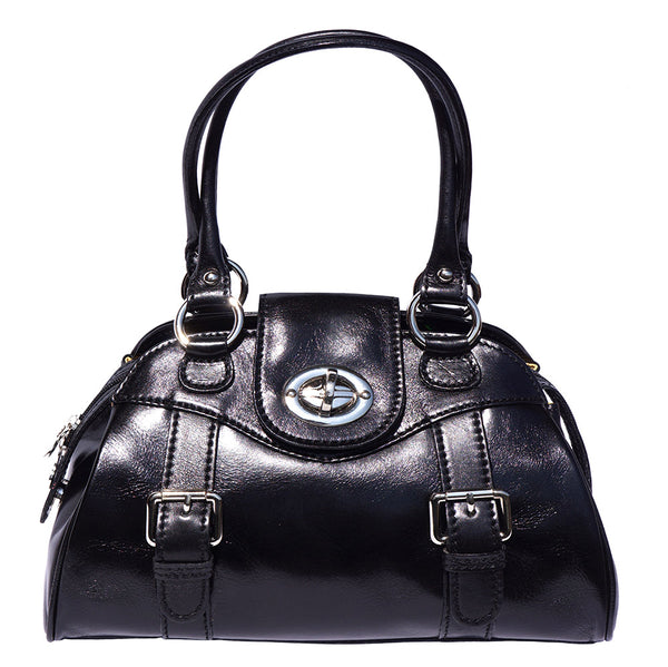 Romina leather bag