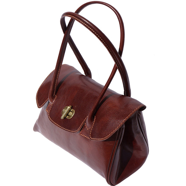 Lady leather handbag