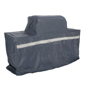 70  Kingstone BBQ Grill Cover - Strong Weather-Resistant Vinyl