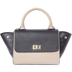 Silvana leather bag