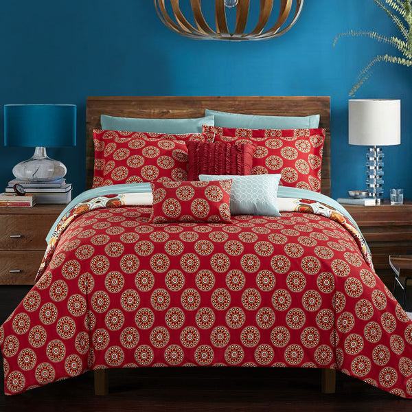 Chic Home Carlinville Reversible Comforter Set