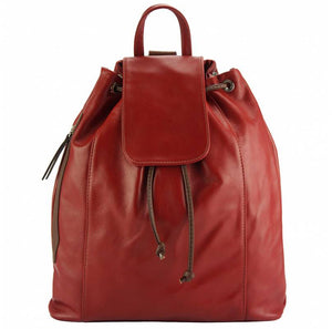 Ginevra leather Backpack