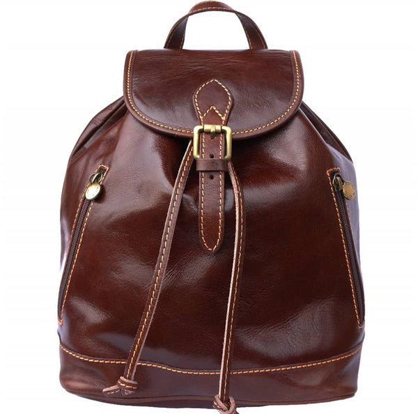 Luminosa GM Leather Backpack