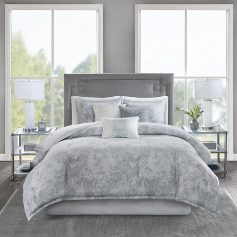 Madison Park Emory 7-Piece Comforter Set