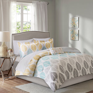 Madison Park Essentials Central Park Reversible Comforter Set