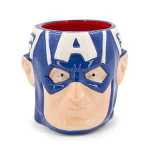 Marvel Comics Classic Superhero 20oz Sculpted 3D Ceramic Mug