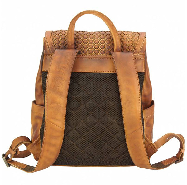 Nicola Leather Backpack