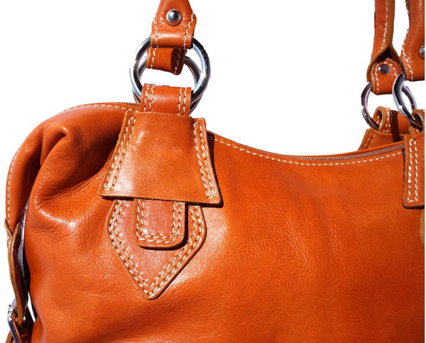 Ornella leather Handbag