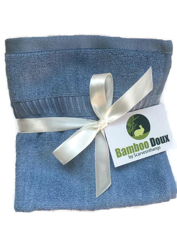 6-Hypoallergenic Green Ecofriendly Antibacterial Antifungal Wash Cloths