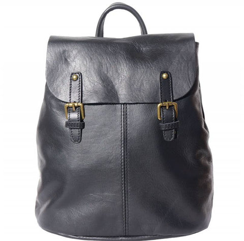 Vara leather backpack