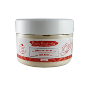 BLACK KHAKHELA - Hair Mask: Máscara de Tratamento (250ml)