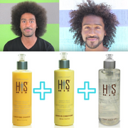 MIXED CHICKS HIS MIX - LeaveIn Conditioner para Homens (250ml)