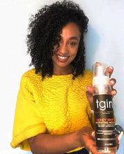 TGIN - Honey Whip Hydrating Mousse (236ml) Mousse Hidratante e Cacheador