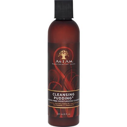 AS I AM Cleansing Pudding: Creme Hidratante para Lavagem (237ml)