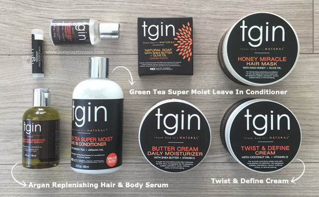 TGIN - Hair and Body Serum (120ml) Hidratante para Cabelo, Corpo e Barba