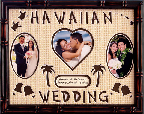 Hawaiian Wedding 11x14