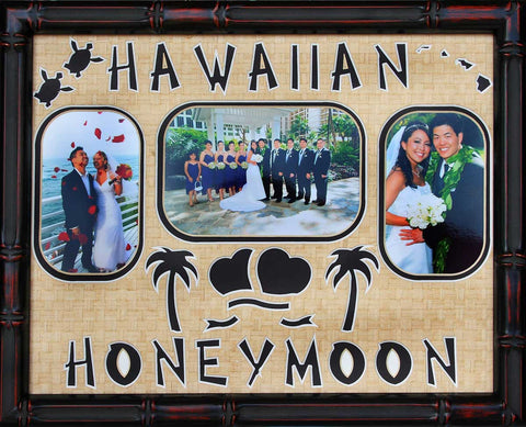 Hawaiian Honeymoon 11x14