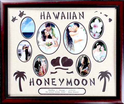 Hawaiian Honeymoon 20x24