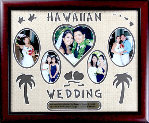 Hawaiian Wedding 16x20