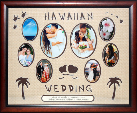Hawaiian Wedding 20x24