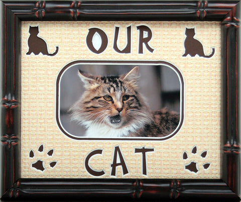 Our Cat Mat 8x10