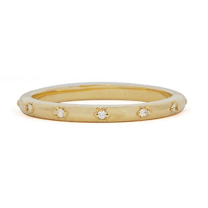 Star Set Eternity Band